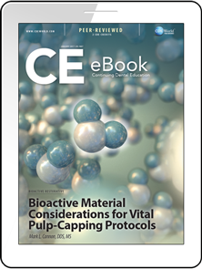 Bioactive Material Considerations for Vital Pulp-Capping Protocols eBook Thumbnail