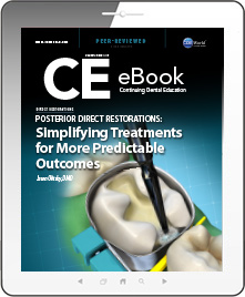 Posterior Direct Restorations: Simplifying Treatments for More Predictable Outcomes eBook Thumbnail