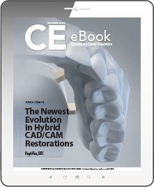 The Newest Evolution in Hybrid CAD/CAM Restorations eBook Thumbnail