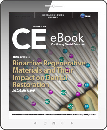 Bioactive Regenerative Materials and Their Input on Dental Restoration eBook Thumbnail