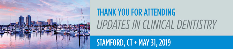 Updates in Clinical Dentistry - Stamford, CT Event Image