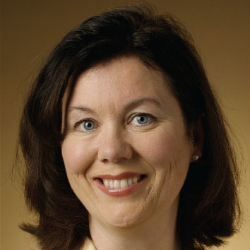 Fiona M. Collins, BDS, MBA, MA Headshot