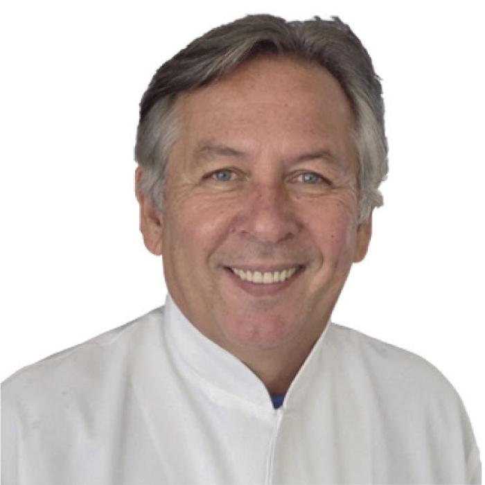 Luiz Narciso Baratieri, DDS, MS, PhD Headshot