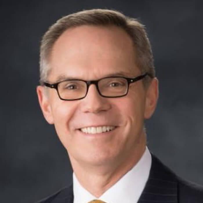 David Baker, MD, MPH Headshot