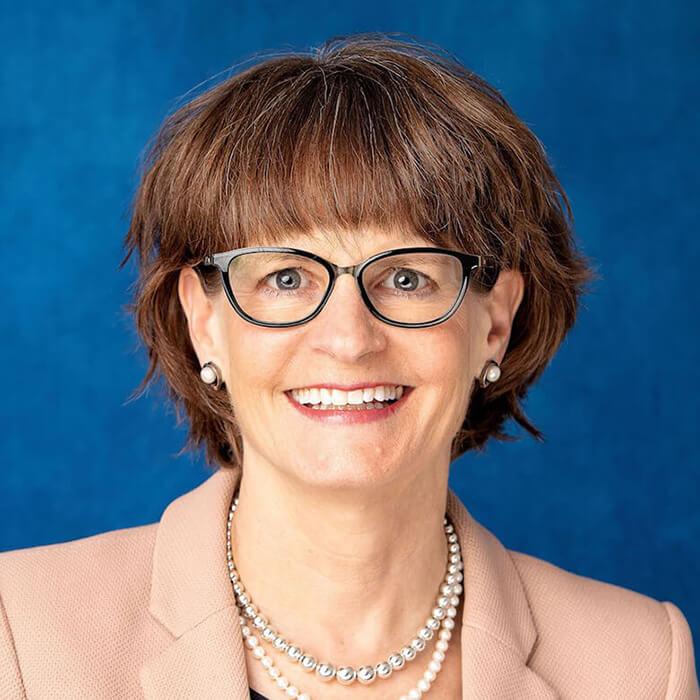 Laurie McCauley, DDS, MS, PhD Headshot