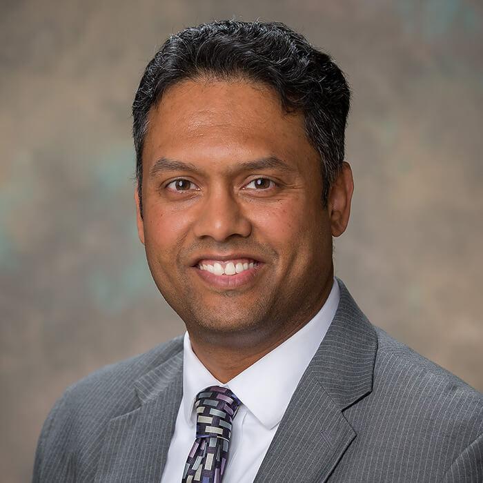 Amit Acharya, BDS, MS, PhD, FAMIA Headshot