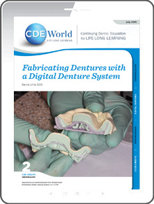 Fabricating Dentures with a Digital Denture System eBook Thumbnail