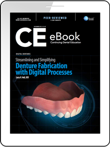 Streamlining and Simplifying Denture Fabrication with Digital Processes eBook Thumbnail