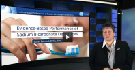 Evidence-Based Performance of Sodium Bicarbonate Dentifrices Webinar Thumbnail