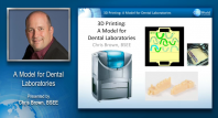 3D Printing: A Model for Dental Laboratories Webinar Thumbnail