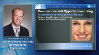 Evidence-Based Decisions for Periodontal Hard and Soft Tissue Regeneration Webinar Thumbnail