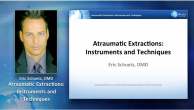 Atraumatic Extraction: Instruments and Techniques Webinar Thumbnail