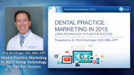 Dental Practice Marketing: Using Technology to Plan for Success Webinar Thumbnail