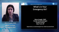 Basic Medical Emergencies: Do you know what's inside your kit? Webinar Thumbnail
