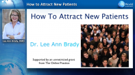 How to Attract New Patients Webinar Thumbnail