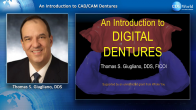 An Introduction to CAD/CAM Dentures Webinar Thumbnail