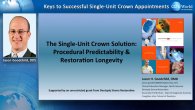 Keys to Successful Single-Unit Crown Appointments Webinar Thumbnail