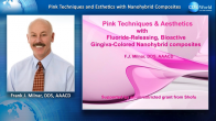 Pink Techniques and Aesthetics with Nanohybrid Composites Webinar Thumbnail