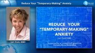 "Reduce your ""Temporary-Making"" Anxiety: Create Beautiful and Functional Temporary Restoration Webinar Thumbnail"