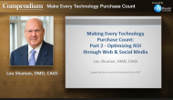 Make Every Technology Purchase Count: Part 2 - Optimizing ROI Through Web and Social Media Webinar Thumbnail