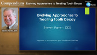 Evolving Approaches to Treating Tooth Decay Webinar Thumbnail