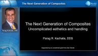 The Next Generation of Composites - Uncomplicated esthetics and handling Webinar Thumbnail