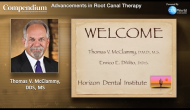 Advancements in Root Canal Therapy Webinar Thumbnail