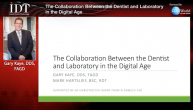 The Collaboration Between the Dentist and Laboratory in the Digital Age Webinar Thumbnail