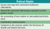 Figure 11 - Patient Rights