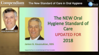 The New Standard of Care in Oral Hygiene Webinar Thumbnail