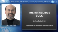 The Incredible Bulk: Material Advances for Consistent Outcomes Webinar Thumbnail