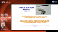 New Models of Care Delivery for the Underserved Webinar Thumbnail