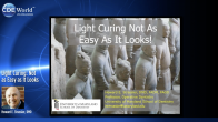 Light Curing: Not as Easy as It Looks Webinar Thumbnail