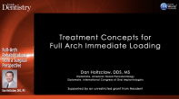 Full-Arch Rehabilitation from a Surgical Perspective Webinar Thumbnail