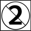 (1.) The universal symbol for single-use items. This symbol is present on the packaging and within the instructions for use of single-use products, and these products should never be used multiple times.