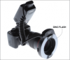 Fig 2. Originally developed for dental photography, the ring-flash produces focused light throughout the dark recesses of the oral cavity.