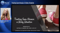 Treating Gum Disease: A Sticky Situation Webinar Thumbnail