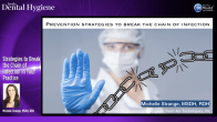 Strategies to Break the Chain of Infection in Your Practice Webinar Thumbnail