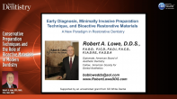 Conservative Preparation Techniques and the Role of Bioactive Materials in Modern Dentistry Webinar Thumbnail