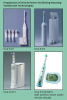 Figure 3 – Progression of Oral-B Power Oscillating-Rotating Toothbrush Technologies
