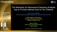The Necessity for Resonance Frequency Analysis Use to Provide Optimal Care for Our Patients Webinar Thumbnail