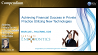 Achieving Financial Success in Private Practice Utilizing New Technologies Webinar Thumbnail
